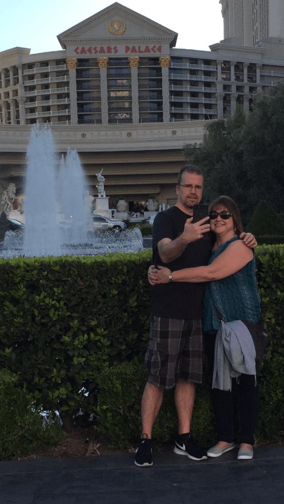 Sue & Dee, Las Vegas 2016