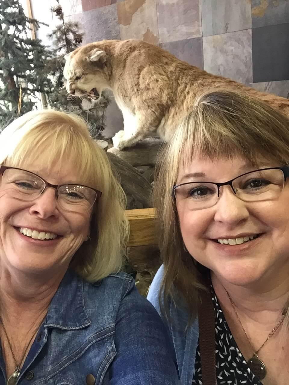 Kim, Sue Cabelas, Nebraska 2017