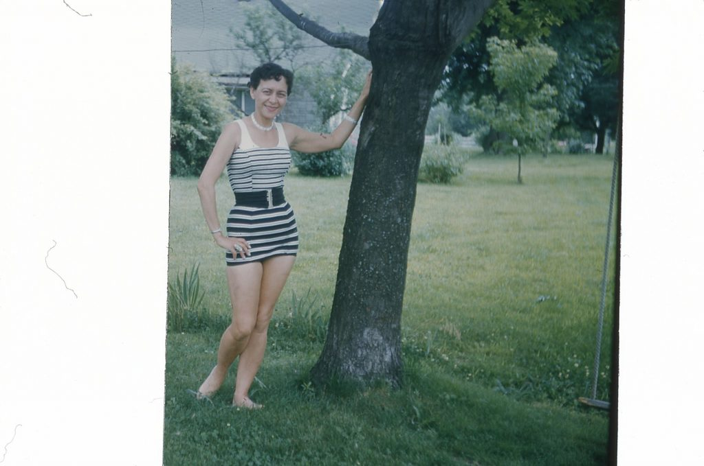 Aunt Mary Jester, my Grandma's sister