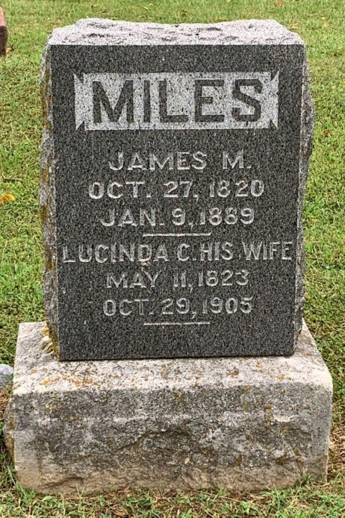 Miles Gravestone